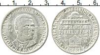 Изображение Монеты США 1/2 доллара 1950 Серебро UNC- Букер Ти Вашингтон