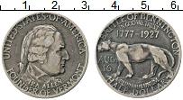 Изображение Монеты США 1/2 доллара 1927 Серебро XF 150 лет штату Вермон
