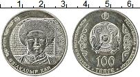 Изображение Монеты Казахстан 100 тенге 2016 Медно-никель UNC-