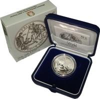 Изображение Подарочные монеты Италия 10 евро 2013 Серебро Proof `Подарочная монета п