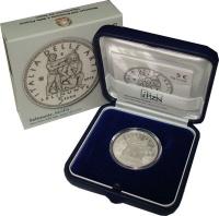 Изображение Подарочные монеты Италия 5 евро 2013 Серебро Proof `Подарочная монета п