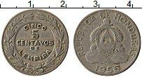 Продать Монеты Гондурас 5 сентаво 1980 Медно-никель