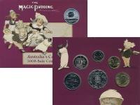 Изображение Подарочные монеты Австралия Набор 2008 года 2008  UNC