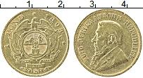 Изображение Монеты ЮАР 1 фунт 1893 Золото XF-