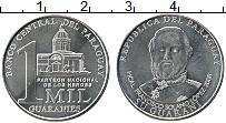 Изображение Монеты Парагвай 1000 гуарани 2008 Медно-никель UNC Франсиско Солано Лоп