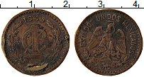 Изображение Монеты Мексика 1 сентаво 1945 Бронза XF