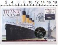 Изображение Подарочные монеты Остров Джерси 5 фунтов 2012 Медно-никель UNC