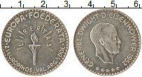 Изображение Монеты Европа 2 1/2 европино 1952 Серебро UNC-