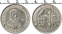 Изображение Мелочь Португалия 100 эскудо 1995 Медно-никель UNC- 400 лет смерти приор