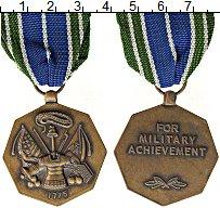 Изображение Монеты США Медаль 0 Бронза UNC- Медаль За военные до