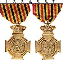 Изображение Монеты Бельгия Медаль 0 Латунь UNC- Крест за армейские з