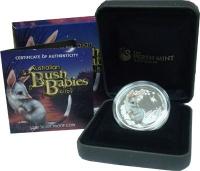 Изображение Подарочные монеты Австралия 50 центов 2011 Серебро Proof-