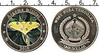 Изображение Монеты Индонезия 1 доллар 2018 Медно-никель UNC