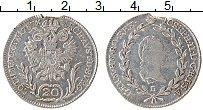 Изображение Монеты Австрия 20 крейцеров 1787 Серебро VF- Иосиф II