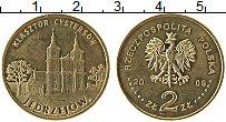 Изображение Монеты Польша 2 злотых 2009 Латунь UNC- Енджеюв