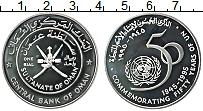 Продать Монеты Оман 1 риал 1995 Серебро