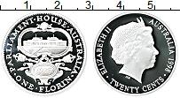 Изображение Монеты Австралия 20 центов 1998 Серебро Proof Елизавета II. Монеты