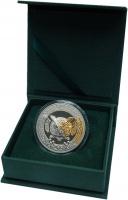 Изображение Подарочные монеты Казахстан 200 тенге 2019 Медно-никель BUNC Культовые животные -