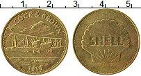 Изображение Монеты ФРГ Жетон 0 Латунь XF