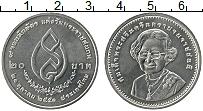 Изображение Монеты Таиланд 20 бат 2008 Медно-никель UNC 108 лет со дня рожде