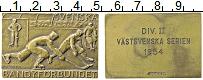 Изображение Монеты Европа Швеция Плакета 1954 Бронза XF