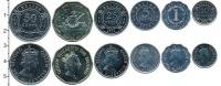 Изображение Наборы монет Северная Америка Белиз Белиз 2000-2012 0  UNC