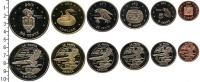 Изображение Наборы монет США Резервация Ла-Поста 2013 2013  UNC- Индейская резервация