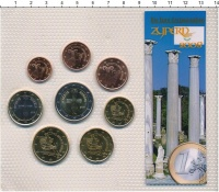 Изображение Наборы монет Кипр Евронабор 2008 года выпуска 2008  UNC
