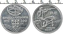 Изображение Монеты Португалия 200 эскудо 1993 Медно-никель UNC-