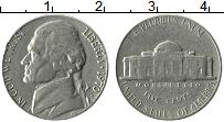 Изображение Монеты США 5 центов 1970 Медно-никель XF
