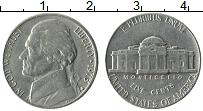 Изображение Монеты США 5 центов 1973 Медно-никель XF
