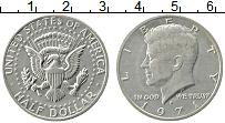 Изображение Монеты США 1/2 доллара 1971 Медно-никель UNC-