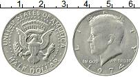 Изображение Монеты США 1/2 доллара 1974 Медно-никель UNC-