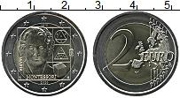 Изображение Мелочь Италия 2 евро 2020 Биметалл UNC 150 лет со дня рожде