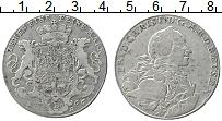 Продать Монеты Бранденбург-Байрот 1 талер 1766 Серебро