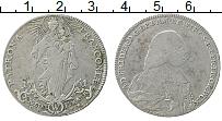 Продать Монеты Вюрцбург 1/2 талера 1761 Серебро