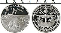 Изображение Монеты Маршалловы острова 50 долларов 1991 Серебро Proof-