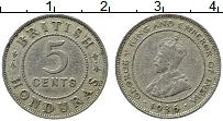 Продать Монеты Гондурас 5 центов 1936 Медно-никель