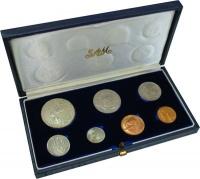 Изображение Подарочные монеты ЮАР ЮАР 1966 1966  UNC