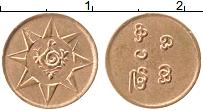 Продать Монеты Траванкор 1 кэш 1928 Медь
