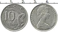 Изображение Монеты Австралия 10 центов 1983 Медно-никель XF