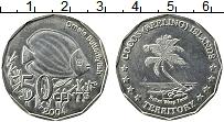 Продать Монеты Кокосовые острова 50 центов 2004 Медно-никель