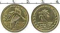 Продать Монеты Кокосовые острова 2 доллара 2004 Медно-никель