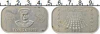 Изображение Монеты Тонга 1 паанга 1979 Медно-никель XF