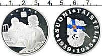 Изображение Монеты Европа Финляндия Медаль 0 Серебро Proof-
