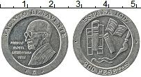 Изображение Монеты Испания 200 песет 1997 Медно-никель UNC-