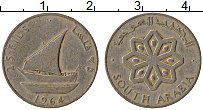 Продать Монеты Южная Аравия 25 филс 1964 Медно-никель