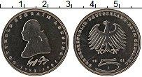 Изображение Монеты ФРГ 5 марок 1981 Медно-никель UNC-