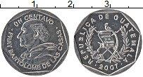 Продать Монеты Гватемала 1 сентаво 1999 Алюминий
