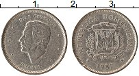 Продать Монеты Доминиканская республика 10 сентаво 1986 Медно-никель